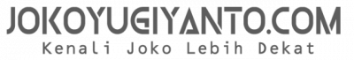 Blog Joko Yugiyanto